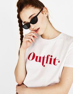 Camiseta con algodón orgánico estampado
