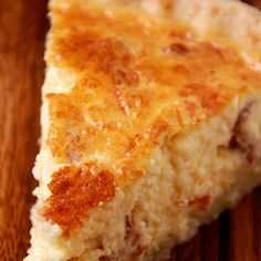 Bacon Quiche Recipe | Key Ingredient