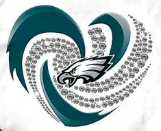 Diamonds and Da Birds! 2 of my favorite things in LIFE! Eagles Football Team, Philadelphia Eagles Cheerleaders, Eagles Jersey, Philadelphia Eagles Super Bowl, Go Eagles, Philadelphia Eagles Football, Raiders Football, Fly Eagles Fly, Philadelphia Sports