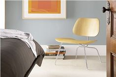 don't fill a room with too much furniture choose pieces w/ small footprint that are visually lightweight.  5 Ways to Make a Small, Dark Room Feel Larger