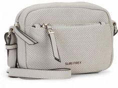!!!Suri Frey Umhängetasche Romy Hetty lightgrey hellgrau Löcher Suri Frey, Diaper Bag, Kate Spade, Bags, Products, Beautiful Shoes, Artificial Leather, Sachets, Handbags