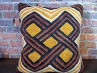 Add a new throw pillow or two to a space to beat cabin fever and freshen up the look!