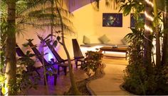 Hotel Aqualuna - comfort and simplicity, in the middle of a tropical garden in Playa del Carmen. #PlayadelCarmen #hotels