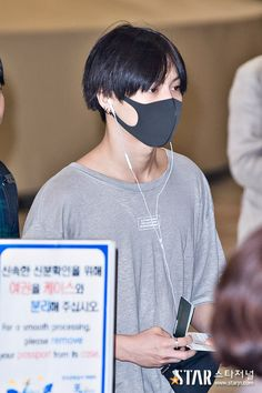 160827 Gimpo Airport to Japan #Shinee #Taemin