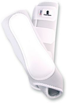 EZ Wrap II - Front Pair Pink by Equibrand. $47.95. Specially designed and built for NCHA Champion Bill Freeman. A great boot for the show ring. Close, clean fit with no bulk. Protects splint and sesamoid area and provides support to tendons. Three hook-and-loop straps make this an easy boot to put on and take off. Manufacturer Part Numbers: EW-1005G