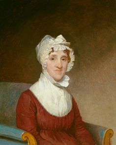 Sarah Homes Tappan (Mrs. Benjamin Tappan) 1814 by Stuart, Gilbert (painter, American, 1755 - 1828) National Gallery of Art. 1970.34.3