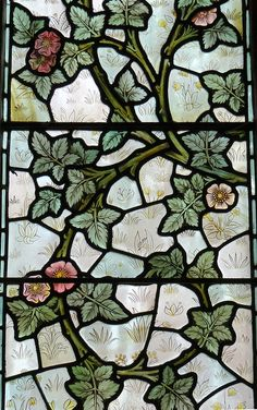 Farthingstone, Northamptonshire, Morris & Co.