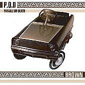 P.O.D. Brown Payable On Death CD New Sealed 1996 Rescue Records Christian Rock