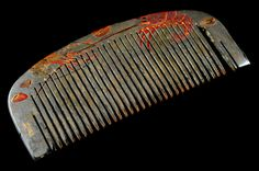 Antique Kanzashi  -  Hair Comb - Antique Kanzashi Kushi - Hair Comb Kanzashi…