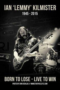 \m/ RIP Lemmy...