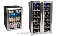 Edgestar 84 Can Extreme Cool Beverage Cooler & 32 Bottle Dual Zone Stainless Steel Wine Cooler  Check It Out Now     $619.00    Model number BWTW9032SS is the pairing of two popular Edgestar models: BWC90SS & TWR325ESS. This package allows you  ..  http://www.appliancesforhome.top/2017/04/01/edgestar-84-can-extreme-cool-beverage-cooler-32-bottle-dual-zone-stainless-steel-wine-cooler-2/