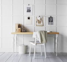 Ikea Nipen legs and table top