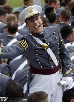 Graduating Cadet at West Point