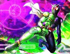 Kamen Rider W, Joker, Fictional Characters, Art, Art Background, Kunst, The Joker, Performing Arts, Fantasy Characters