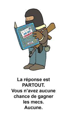 """Mais où est Charlie ? #CharlieHebdo"""