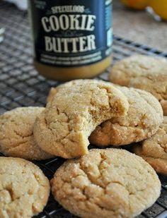 Biscoff Spread Cookies | Baking Bites