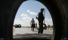 """""""جيش سوريا الجديد"""" يتراجع أمام داعش في…: تراجع """"جيش سوريا الجديد"""" الذي تدعمه واشنطن، الأربعاء، بعيدا عن مدينة البوكمال على الحدود العراقية…"""