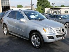 Used 2010 Mercedes-Benz M-Class For Sale | Alexandria VA