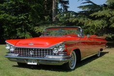 1959 Buick Convertible.