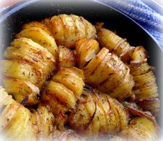 Crispy Potato Roastfrom The English Kitchen