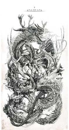 Brilliant-Intricate-Drawings-of-DZO-Olivier