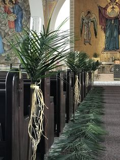 Palm Sunday 2019 - St Paul's Greek Orthodox Church Irvine