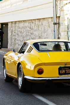 There aren't many better looking than a 275 GTB Ferrari