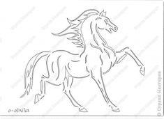Целый Год Лошади: схемки и шаблоны для творчестваМой любимый бисер| Мой любимый бисер