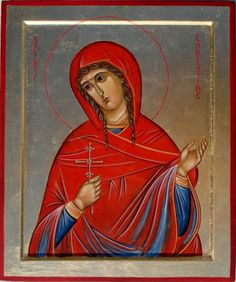 Saint Christina - July 24 Grow Up People, Santa Cristina, Christian Artwork, Russian Culture, Infancy, New Testament, Christianity, Catholic, Saints