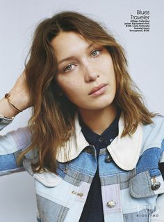 That 70's Show in Teen Vogue USA with Bella Hadid - (ID:23454) - Fashion Editorial | Magazines | The FMD #lovefmd