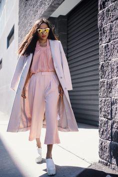 powder pink. Sydney. #InsideInInsideOut