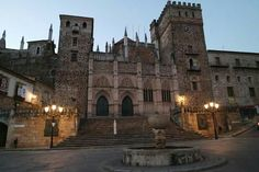 Monasterio de Guadalupe. #extremadura #caceres #España #spain #turismo #tourism #viajes #travel #travelplace