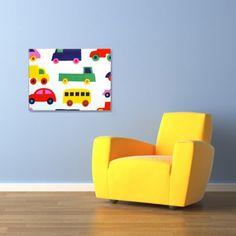 sillón amarillo