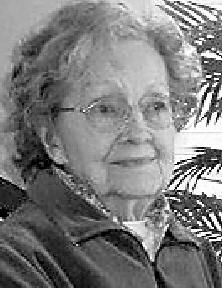"LYONS, Naomi ""Ruth,"" died in her home surrounded by her family on February 11, 2015 in Richmond, Va., at the age of 91. Ruth was born on January 29, 1924 in Greensburg, Pa. to Harry and Claire Woodward and was married to John David Lyons Jr. ""Jack."" Ruth was the beloved mother of daughters, Melanie Stegner, Jann Anderson and Jill Clark (all of the Richmond, Va. area); grandmother of Jack Shrader, Katie Stegner, Joe Stegner, Doug Hallock, Maddie Centanni, Lexi Clark and Cody Clark; and great-grandmother of Tyler, Ryan, Mia, Kylie, and Claire. She was preceded in death by her husband, John David Lyons Jr.; and her daughter, Vicki Shrader. A tribute to Ruth's life is scheduled for February 25, 2015, at 11 a.m. at Bon Air Christian Church, 2071 Buford Rd., Richmond, Va. 23235, with a reception to follow. Her nephew, Pastor Dean Woodward will officiate."