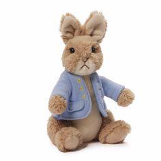 Peter Rabbit Classic Plush Toy -  Children's Giftware - Putti Fine Furnishings Toronto Canada