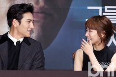 So cute!!! Park Min Young and Ji Chang Wook in an interview for Healer!!