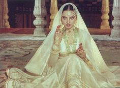Birthday Greetings to Bollywood's Evergreen star, the gorgeous Rekha.