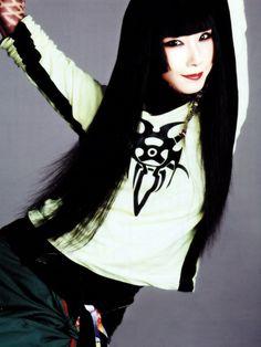 yamaguchi sayoko Japanese Beauty, Japanese Fashion, Asian Beauty, Fashion Shoot, New Fashion, Fashion Models, Yamaguchi, Twiggy Model, Japanese Models