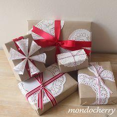 idee pacchetto regalo (natale)
