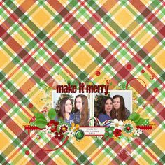 Layout using {Trim The Tree} Digital Scrapbook Kit by Melissa Bennett Designs available at Sweet Shoppe Designs http://www.sweetshoppedesigns.com/sweetshoppe/product.php?productid=32944&cat=792&page=2 #melissabennettdesigns