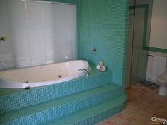 step idea for spa/bath