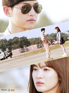 DESCENDANTS OF THE SUN--SONG JOONG KI--SONG HYE KYO