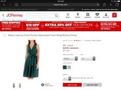 Emerald Bridesmaids Dress?