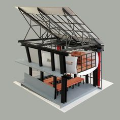 Depot Project by Alan Lawson - Archinect