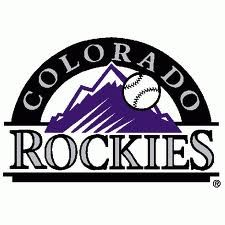 Colorado Rockies Logo for Basement Wall