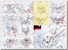 Kill la Kill Trigger Studios Groundwork Vol. 3 Art Book <font color=#FE9A2E>(Pre-Order)</font> - Anime Books