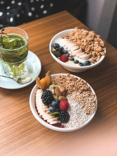 Breakfast in Munich The best cafes in the city center – Josie Loves Breakfast Cafe, Breakfast Buffet, Breakfast Bowls, Pizza Restaurant, Holiday Desserts, Holiday Recipes, Mousse, Josie Loves, Beste Burger