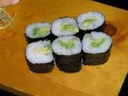 Avocado Rolls, once you like 'em, you can't stop eating 'em