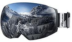 Top 13 Best Snowboard Goggles in 2019 - Buyer's Guide Best Ski Goggles, Snowboard Goggles, Ski And Snowboard, Snowboarding, Skiing, Summer Vacation Spots, Fun Winter Activities, Best Skis, Winter Hiking
