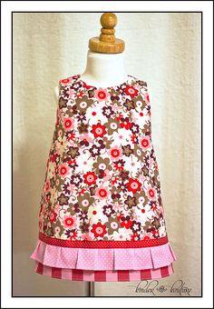 Ottobre Pinafore Dress